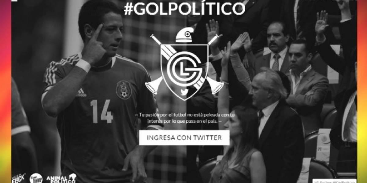 Gol Político: sigue el Mundial y el debate de la Reforma Energética