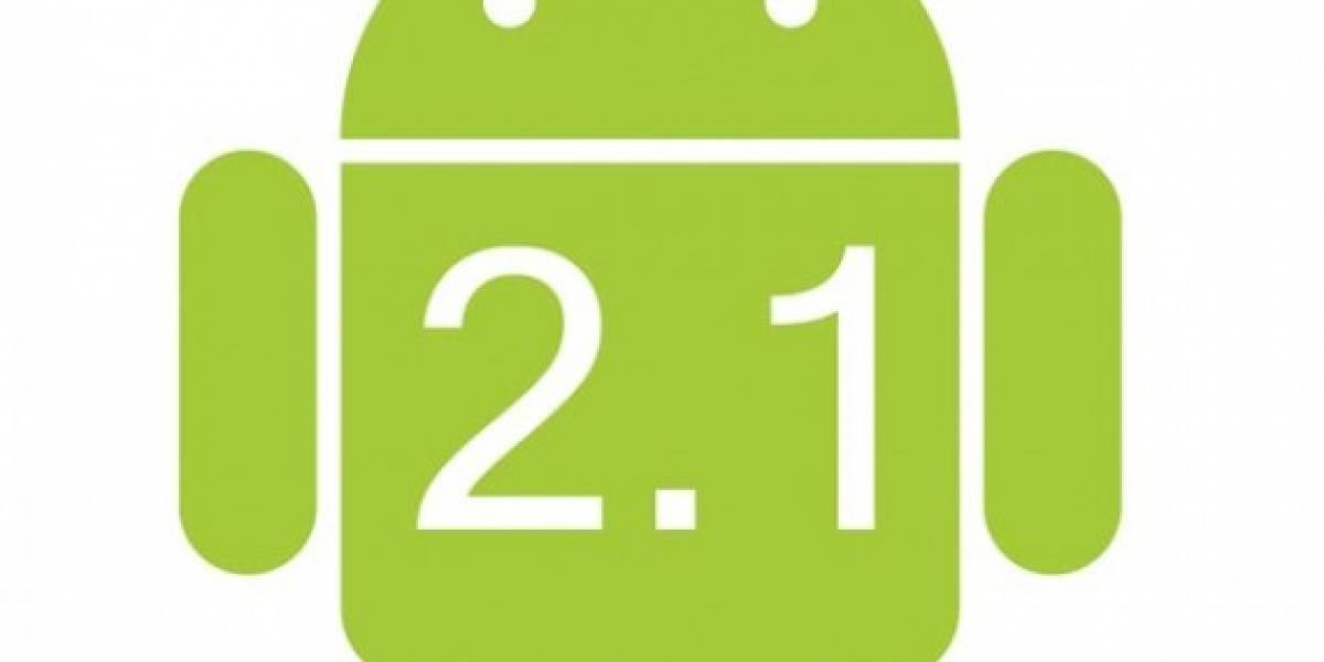 Futurología: Todos los terminales con Android recibirán actualización a la versión 2.1