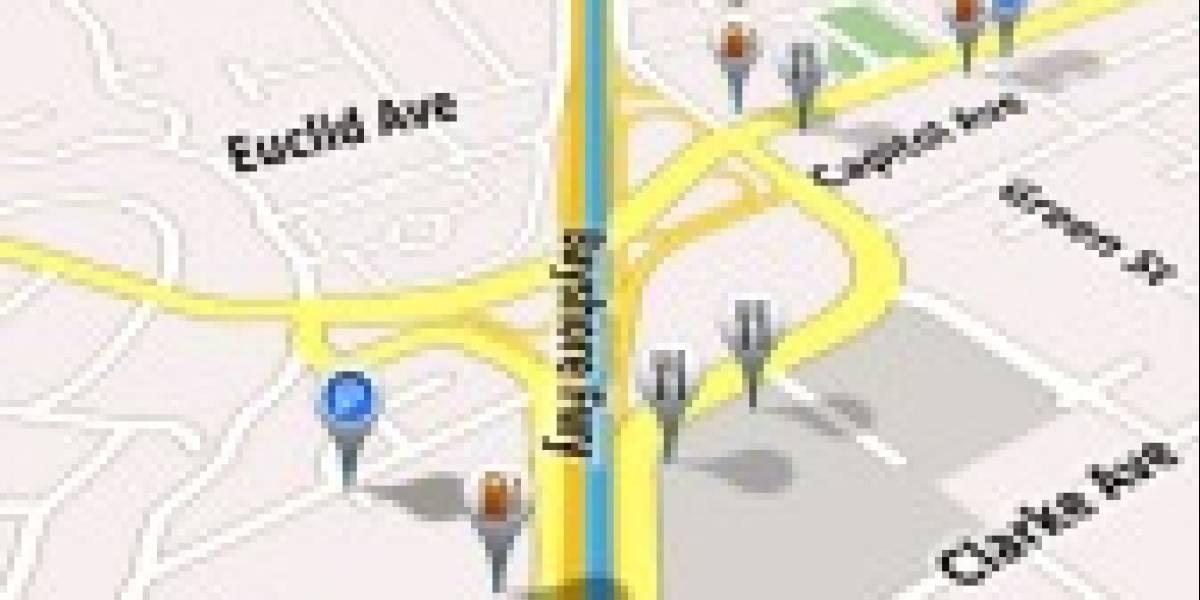 Google Maps Navigation ahora también para Android 1.6