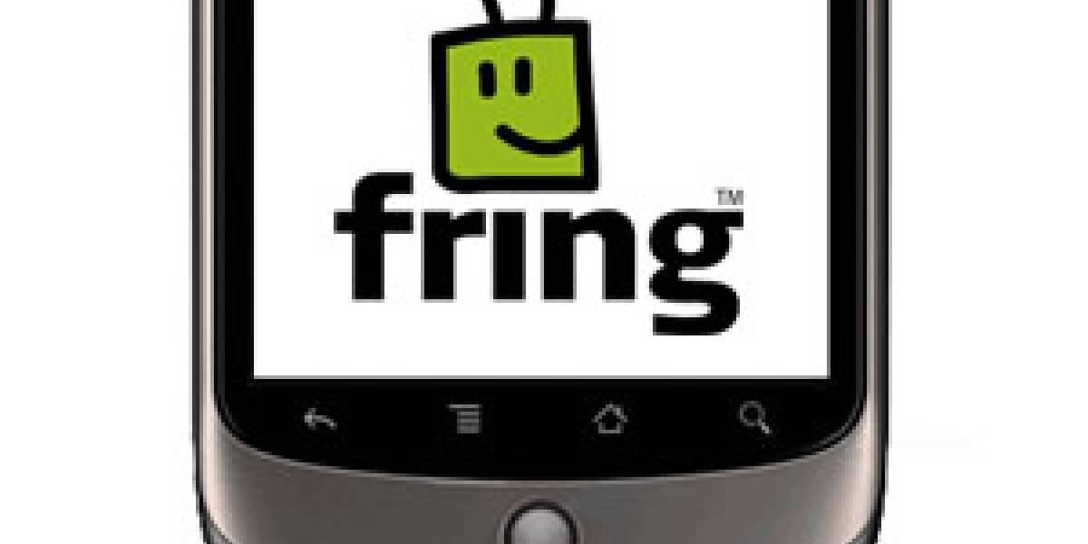 Fring para Android ahora con videollamada