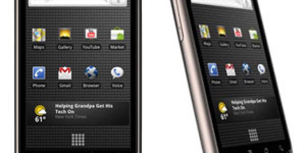 Sprint no venderá el Nexus One