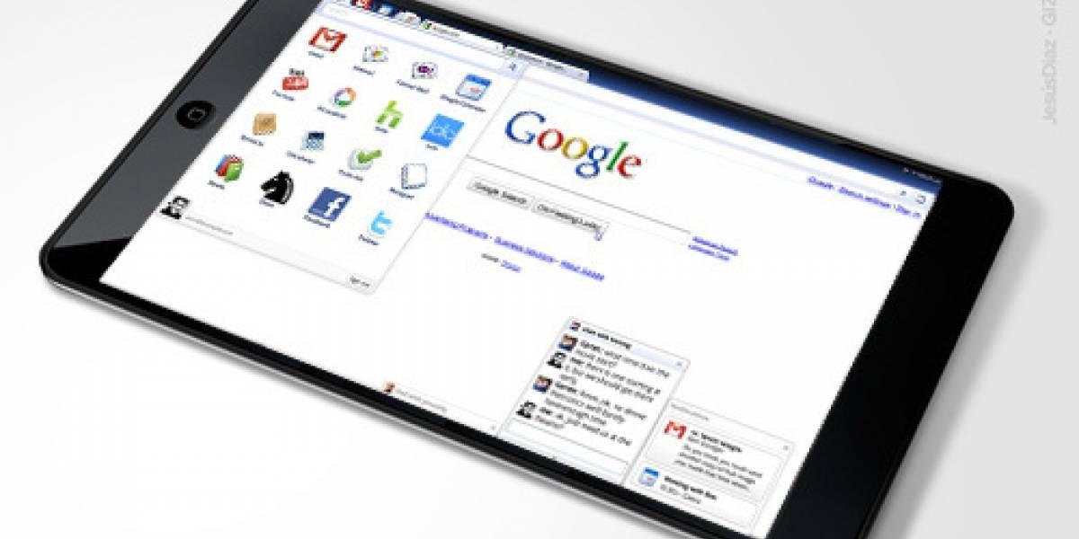 Futurología: Google planea lanzar una tablet dentro de poco