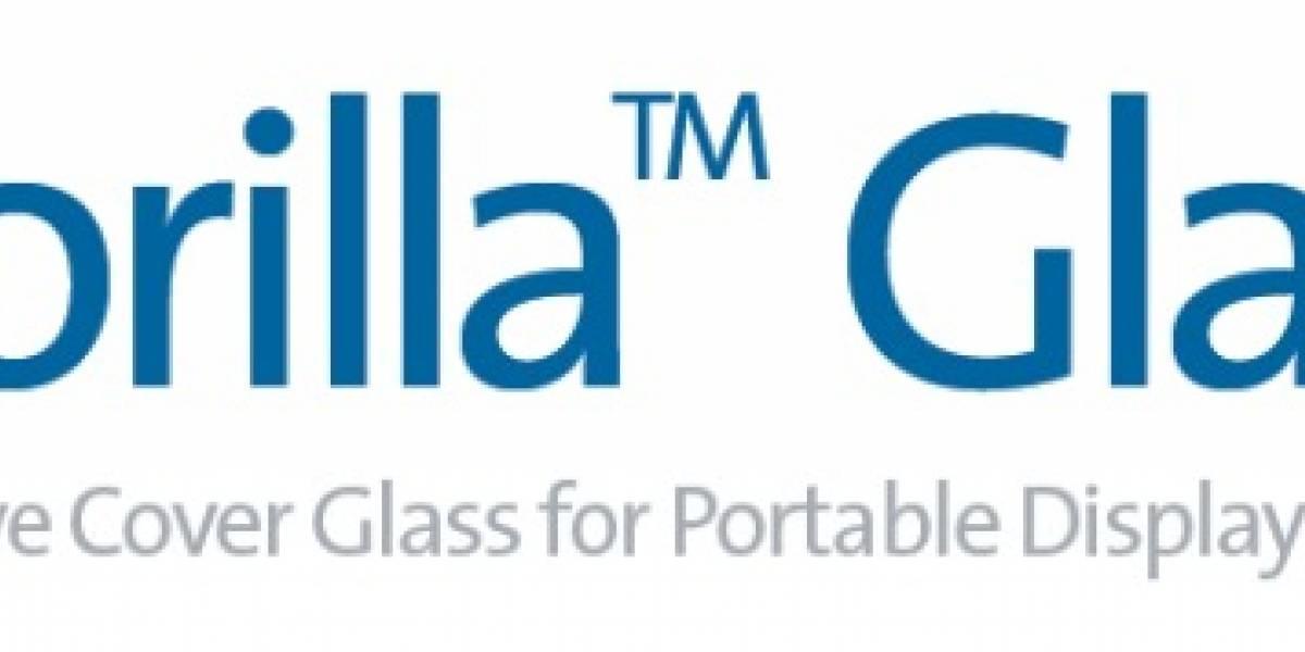 Gorilla Glass: Haciendo más resistente la pantalla del Motorola DROID