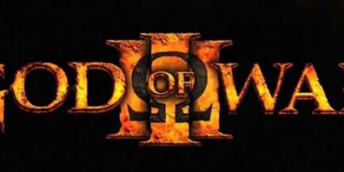 God of War III luce épico en escenas mostradas en GTTV