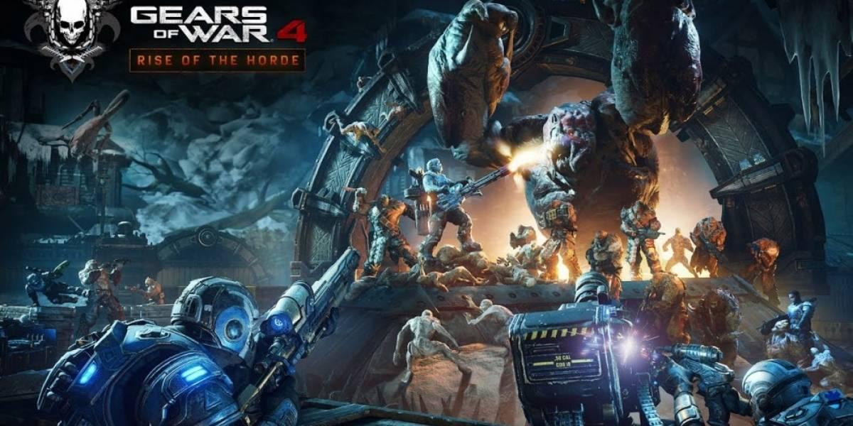 Gears of War 4 muy pronto recibirá su actualización más grande