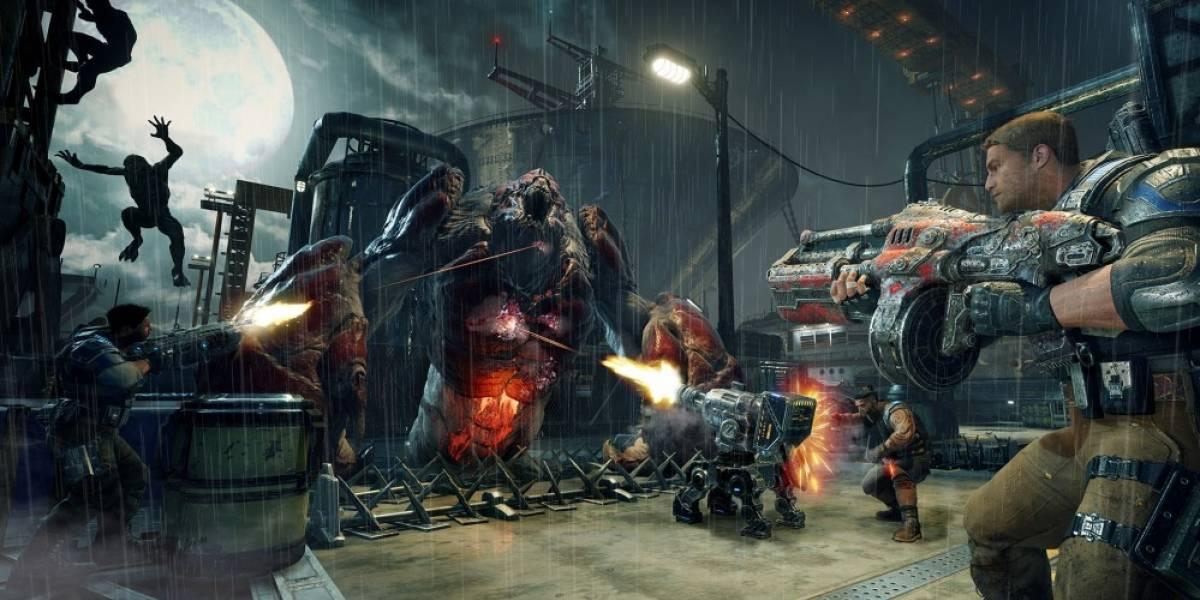 Gears of War 4 tendrá prueba gratuita en Xbox One y Windows 10