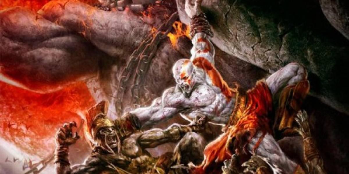 Detalles del final original de God of War 3 y su posibilidad de ser DLC