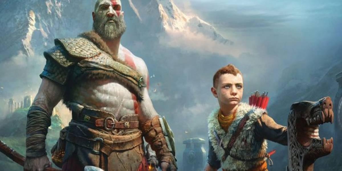 PlayStation Store muestra la presunta fecha de lanzamiento de God of War