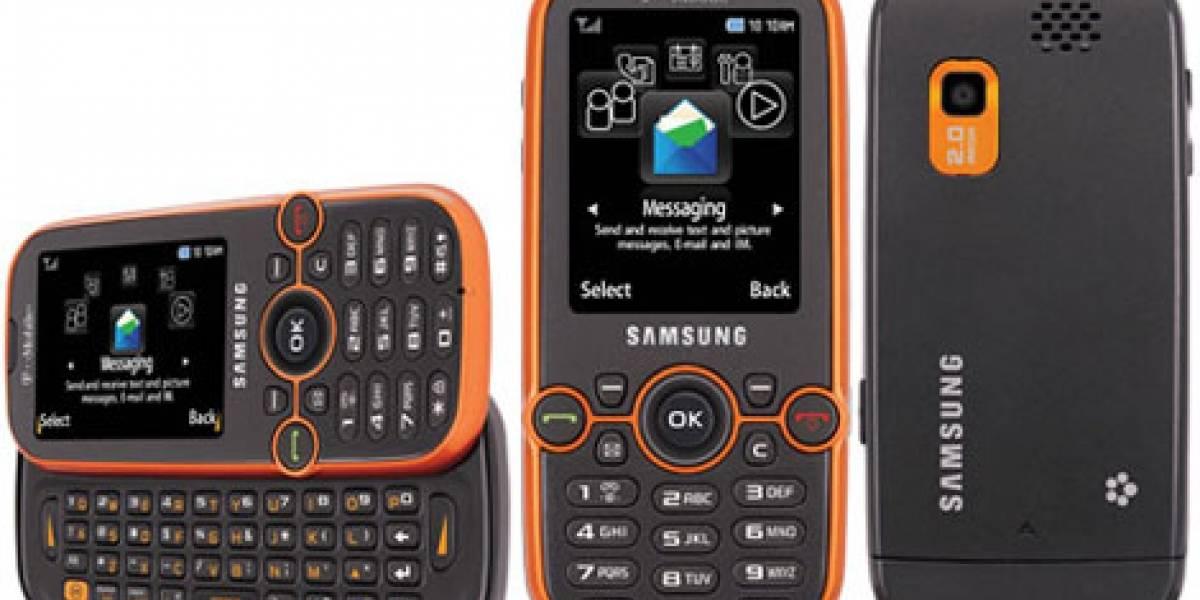 Samsung Gravity 2 disponible en T-Mobile