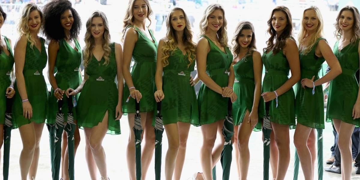 Hacen oficial el adiós de las 'Grid Girls' de la Fórmula Uno