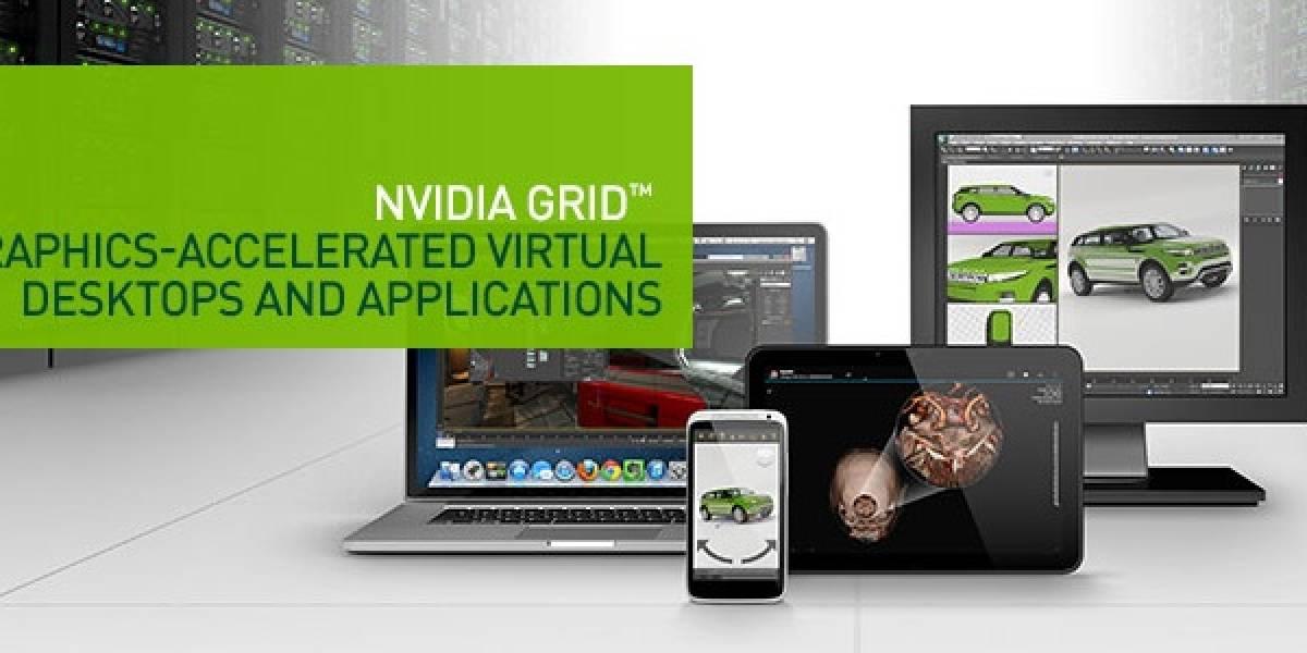 NVIDIA: Las aplicaciones transmitidas son el futuro