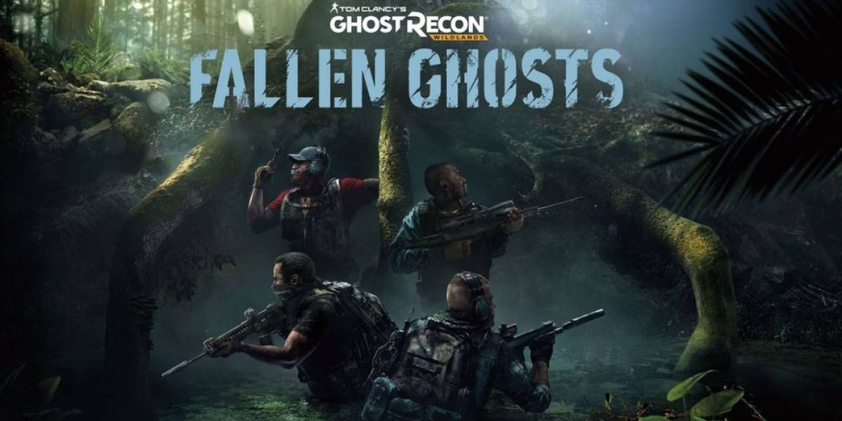 Ya está disponible Fallen Ghosts, la nueva expansión de Ghost Recon: Wildlands