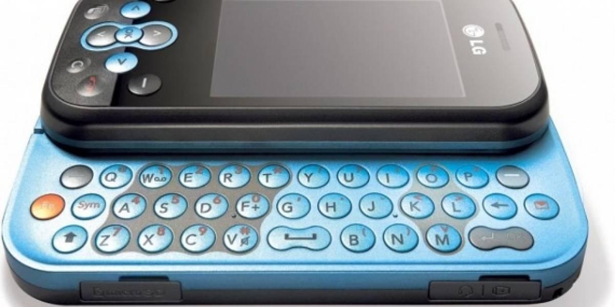 LG GT360 lanzado en Argentina
