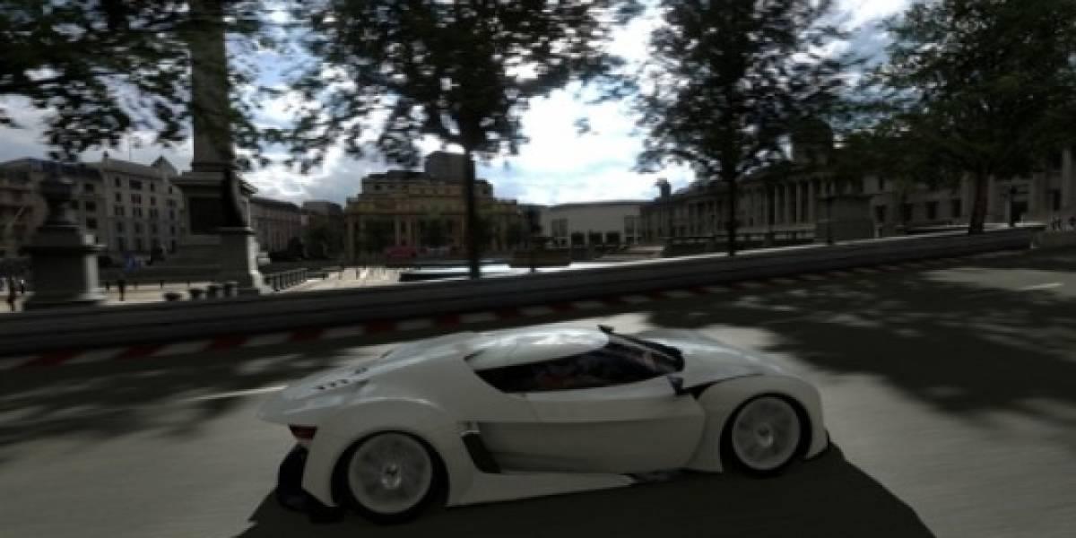 Gran Turismo 5 + Citröen = OMG
