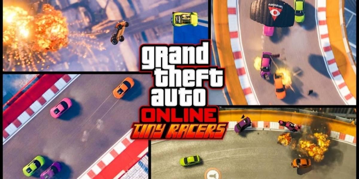 El nuevo DLC de GTA Online nos recuerda al GTA original