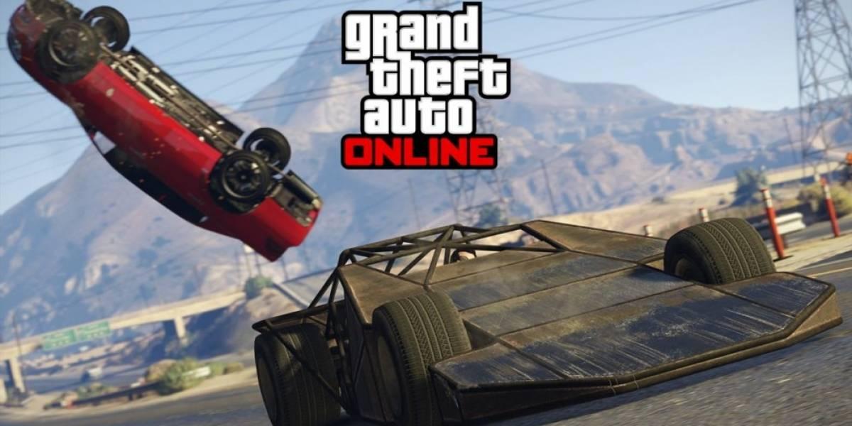 GTA Online tiene bonificaciones y descuentos por tiempo limitado