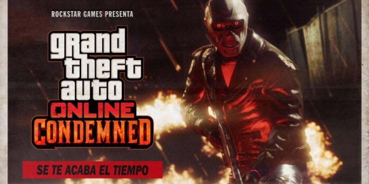GTA Online celebra su cuarto aniversario regalando 400,000 GTA$