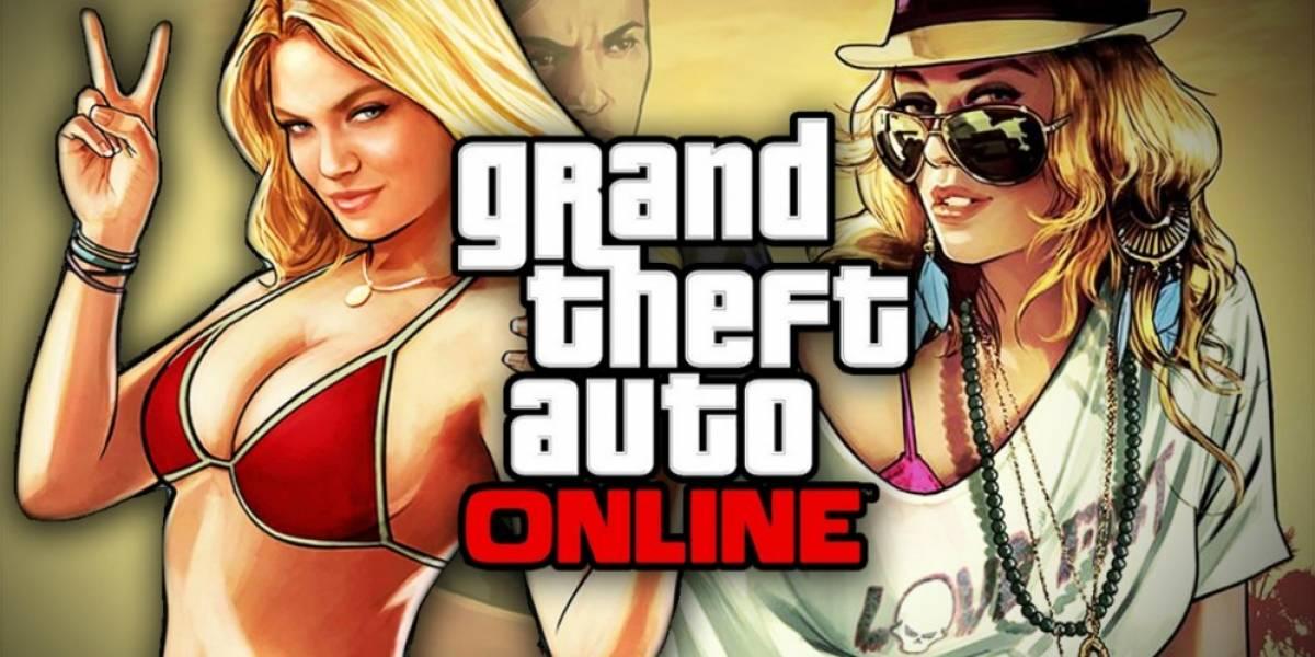 Se filtraron los atuendos de GTA Online para San Valentín