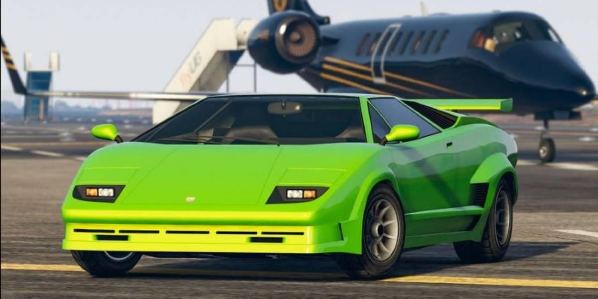 GTA Online se actualiza con nuevo auto y el modo Sed de Poder