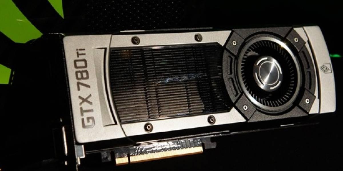 Primeros benchmarks oficiales del GPU NVIDIA GeForce GTX 780 Ti