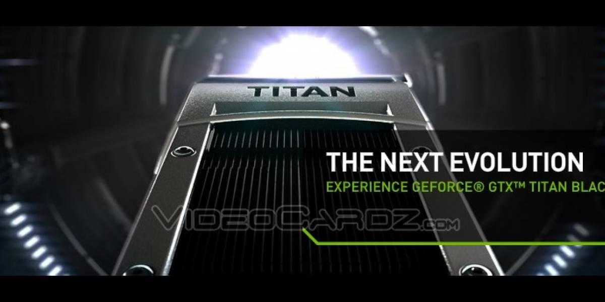 "NVIDIA confirma oficialmente su nuevo GPU GeForce GTX Titan Black ""GK110B"""