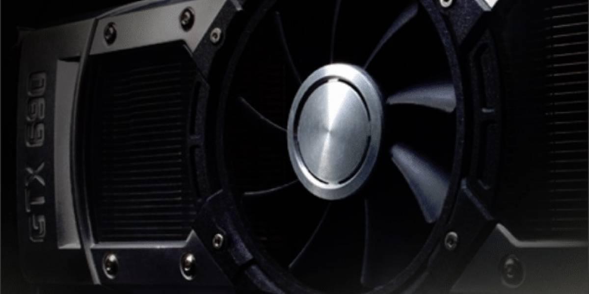 La GTX 780 se vende a tiendas minoristas por USD $644