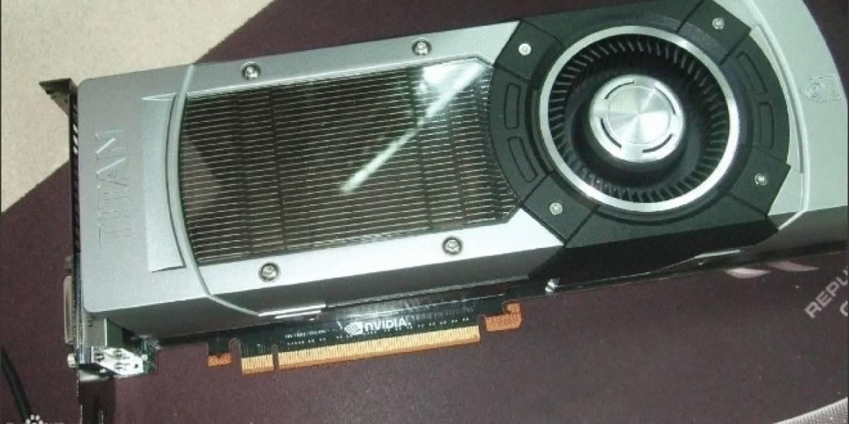 ¿NVIDIA GeForce GTX Titan pospuesta hasta el 19 de febrero?