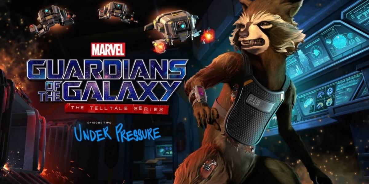 Ya hay fecha para el segundo episodio de Guardians of the Galaxy