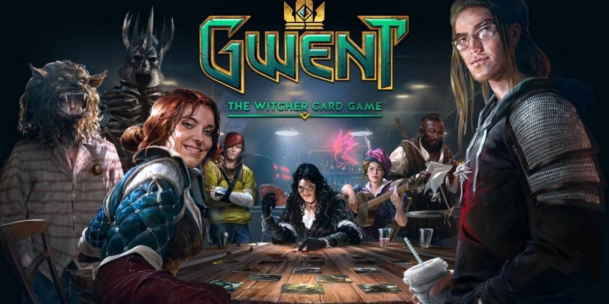 Gwent: The Witcher Card Game ofrecerá nueva beta abierta la próxima semana