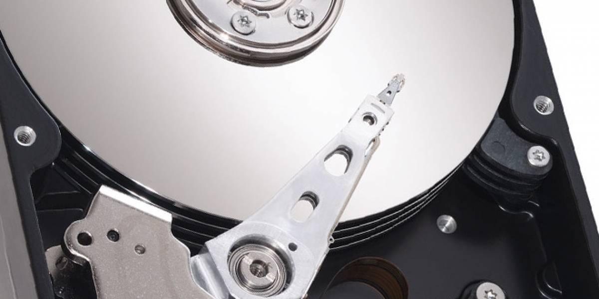 Precios de los discos duros caerán un 10% a finales de abril