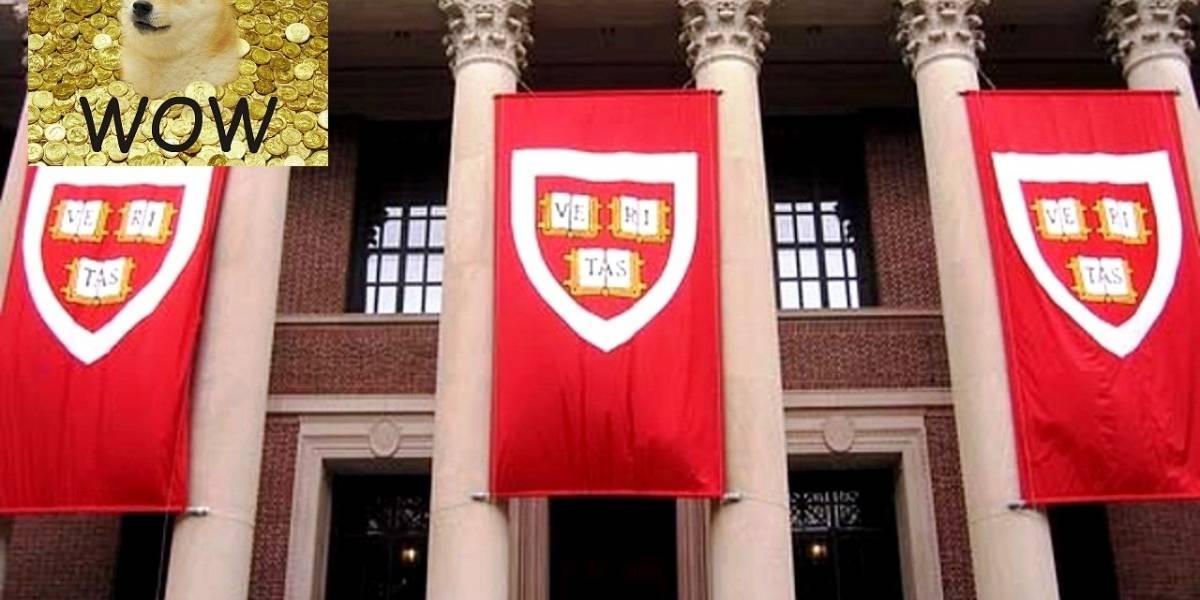 Investigador utiliza clúster de Harvard para minar Dogecoins