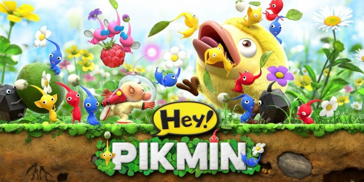 Así es la jugabilidad de Hey! Pikmin y Miitopia de Nintendo 3DS