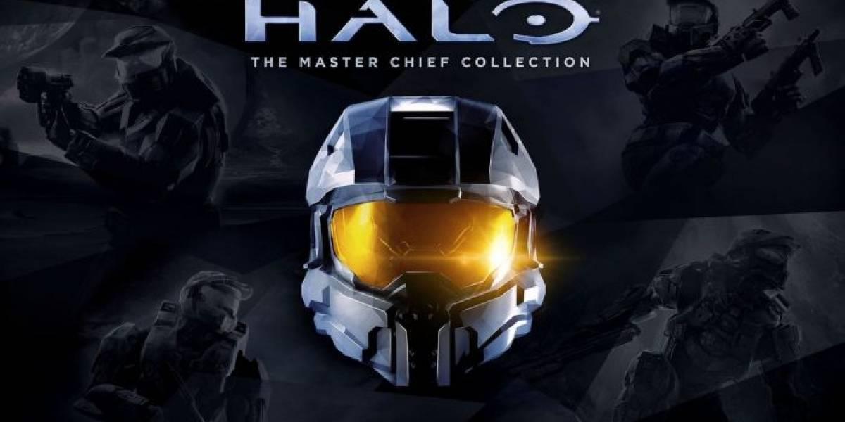 Halo: The Master Chief Collection será mejorado para Xbox One X