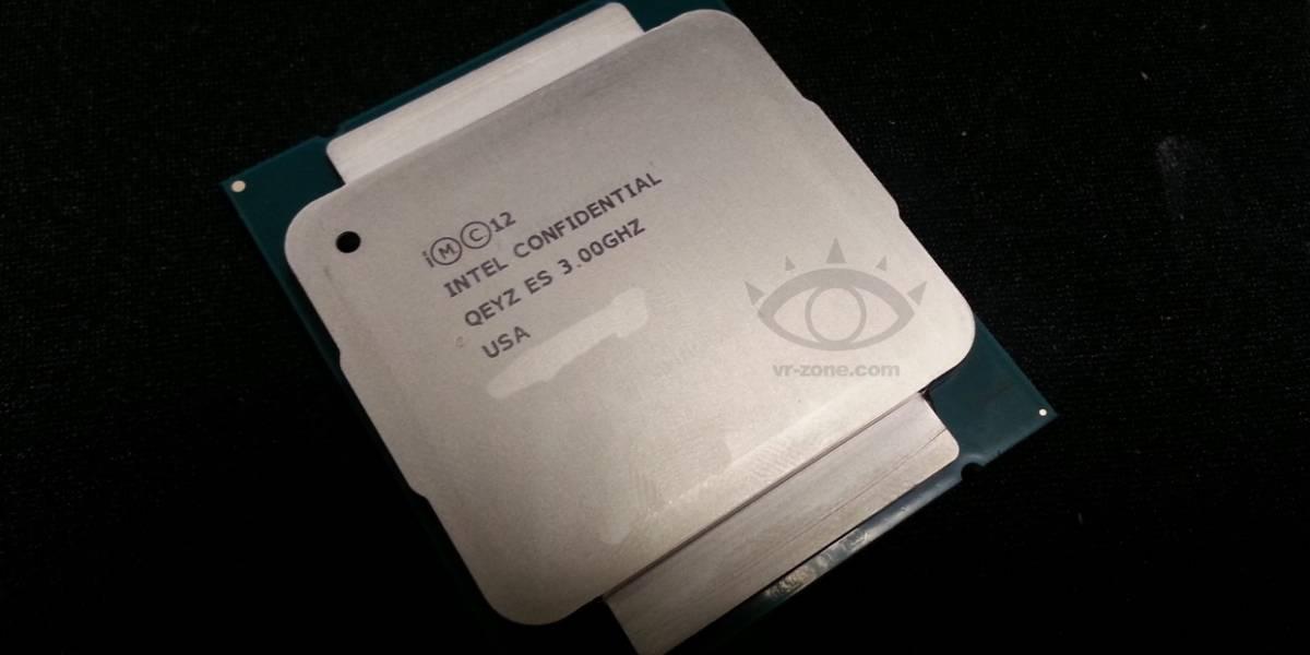 """CPU Intel HEDT Core i7-5980X """"Haswell-E"""" óctuple núcleo avistado"""