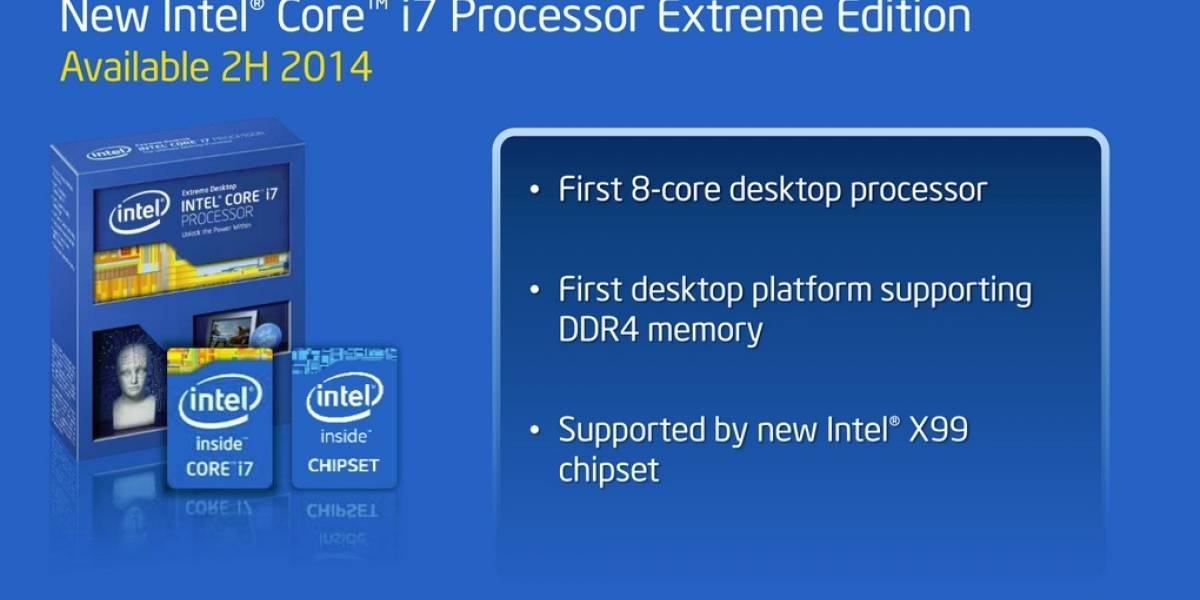 "CPU Intel Core i7-5820K ""Haswell-E"" tendrá tan sólo 24 líneas PCIe 3.0"
