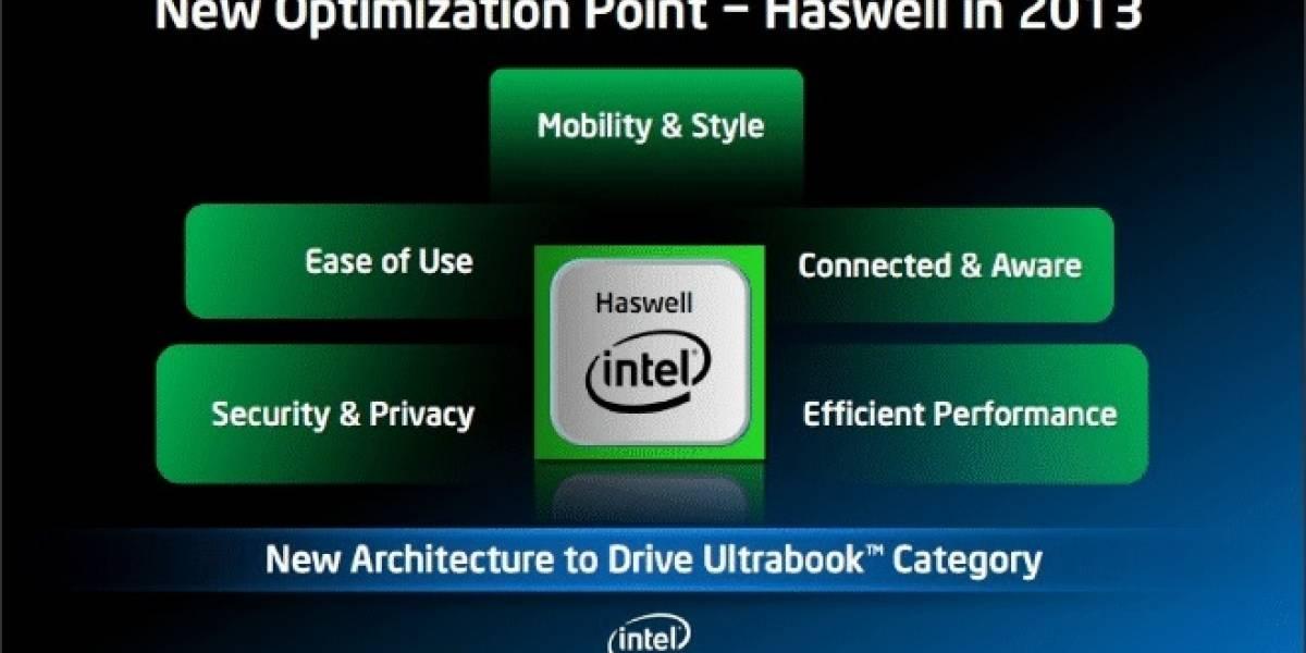 """Intel Core de cuarta generación """"Haswell-MB"""" para portátiles llegan a fines de este mes"""