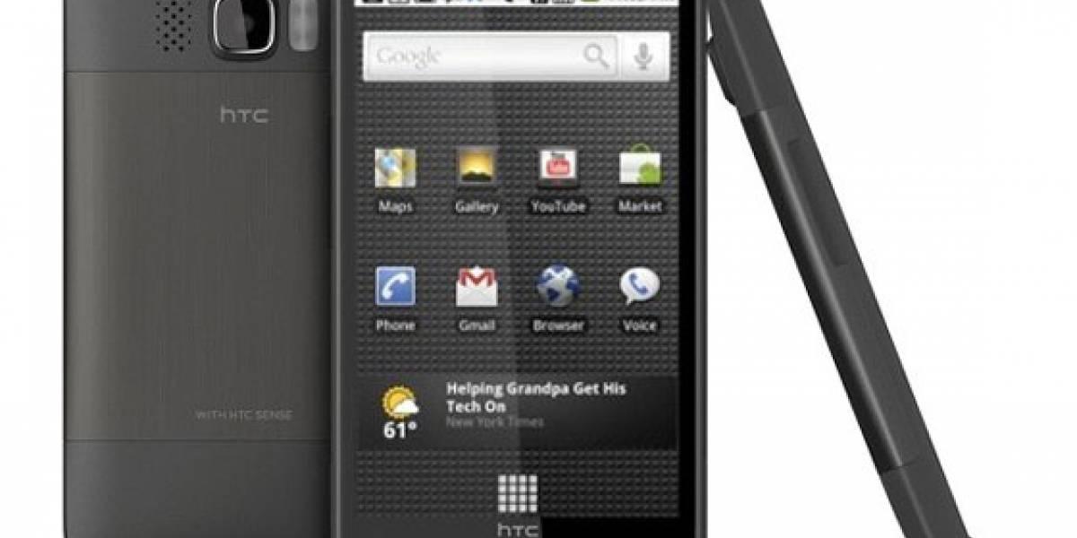 Futurología: El HTC HD2 si portará Android
