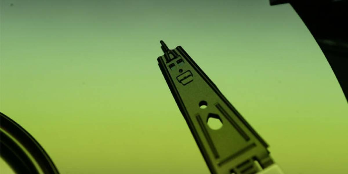 Descubrimiento: Es posible magnetizar un disco duro sin utilizar campos magnéticos