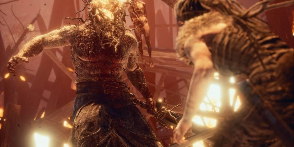 Hellblade: Senua's Sacrifice ya tiene fecha de lanzamiento