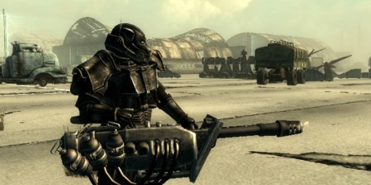 Fallout 3 tendrá su contenido extra para PS3 hasta finales de Septiembre