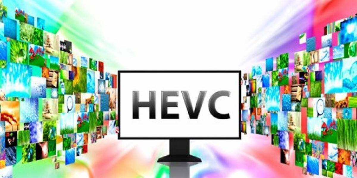 Codec HEVC H.265 es capaz transmitir video 4K/60 FPS/10 Mbps