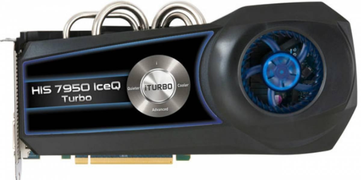 HIS lanza nueva Radeon HD 7950 IceQ Turbo 3GB más fría y con overclock
