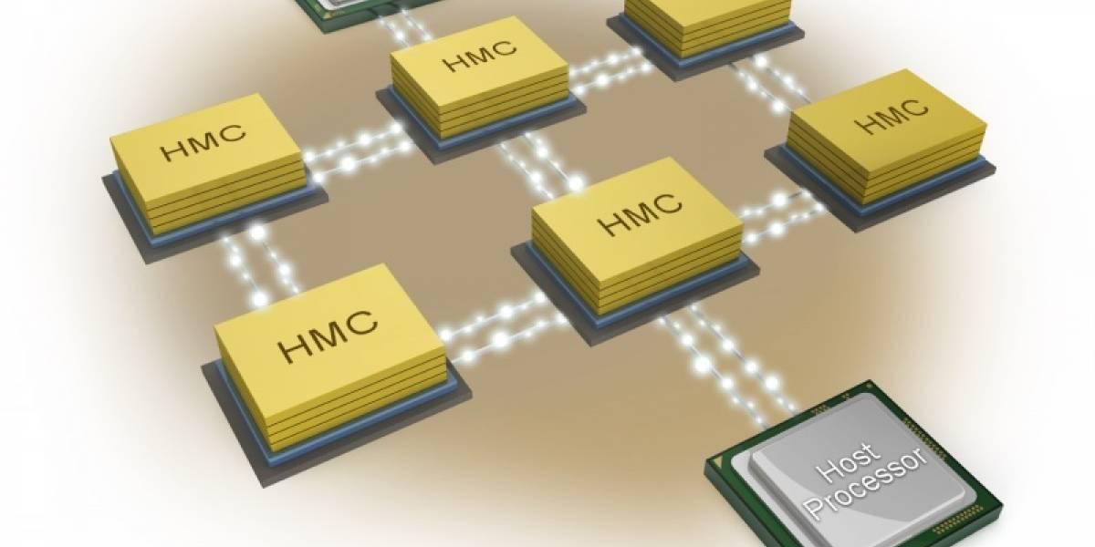 """Hybrid Memory Cube 2.0 """"HMC2"""" ofrece un ancho de banda de 480GB/s"""