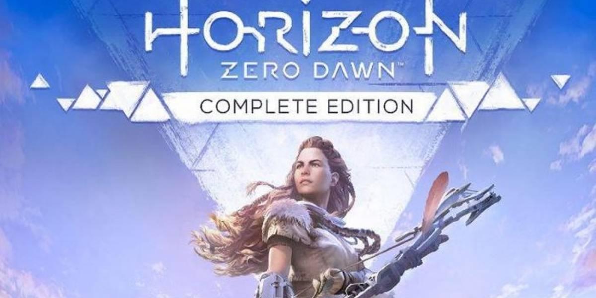 Sony anuncia Horizon: Zero Dawn Complete Edition