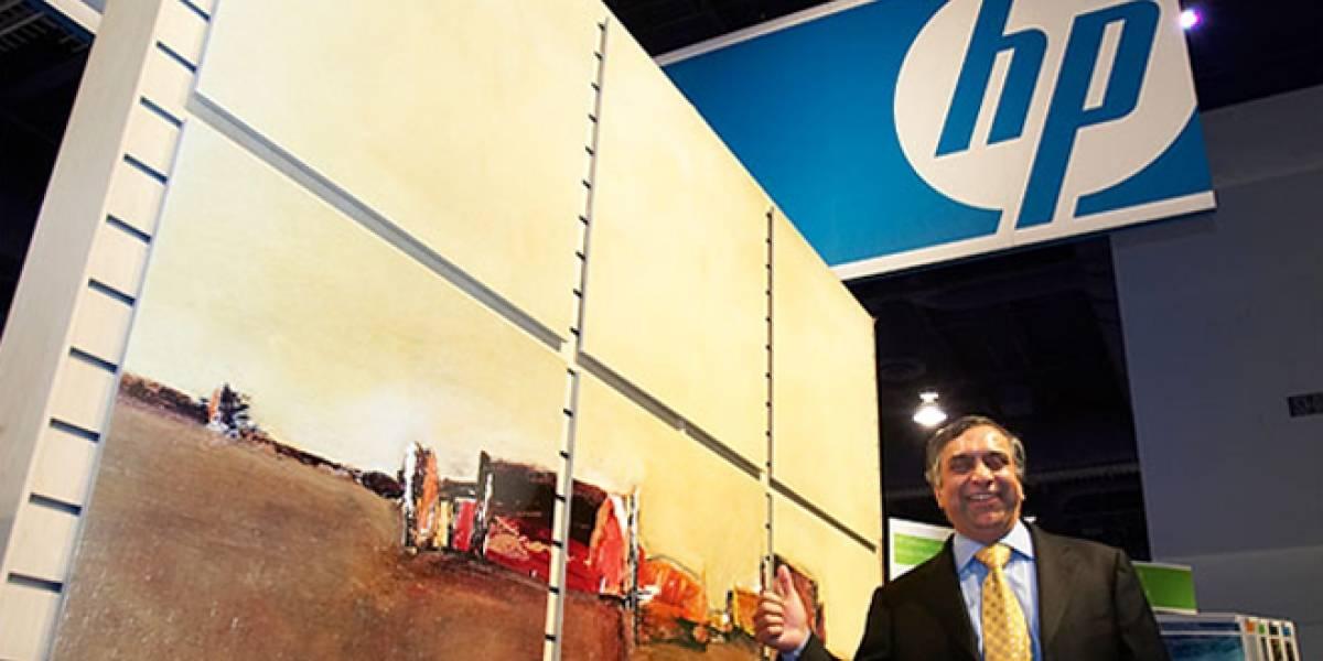 HP uniría sus divisiones de PCs e impresoras para abaratar costos