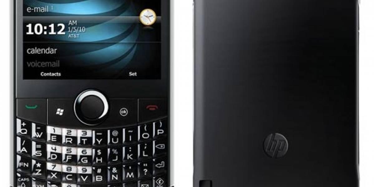 HP anunció el iPAQ Glisten