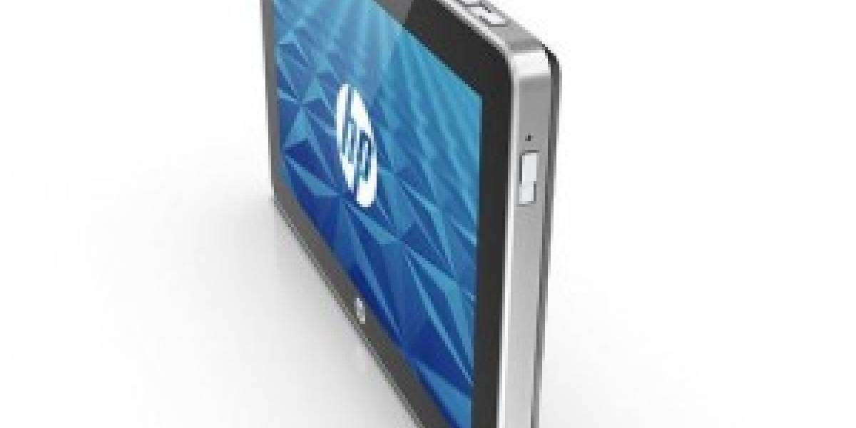 HP cambia Windows 7 por WebOS en su tablet