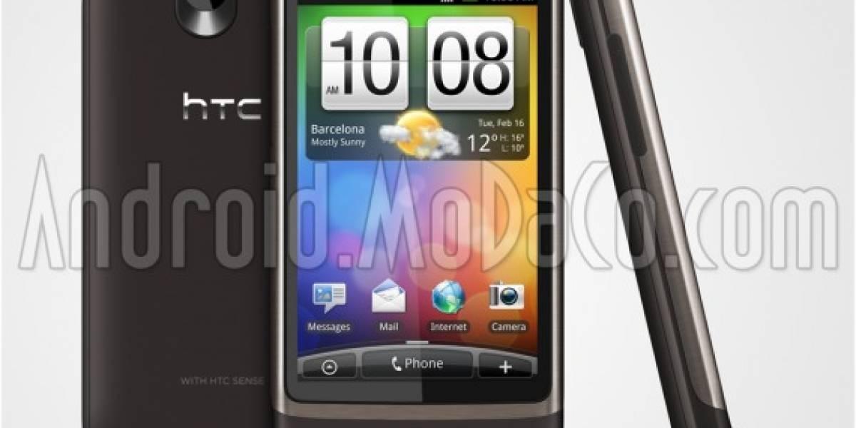 Especificaciones y fotos oficiales filtradas de los nuevos HTC Desire, Legend y Touch HD Mini