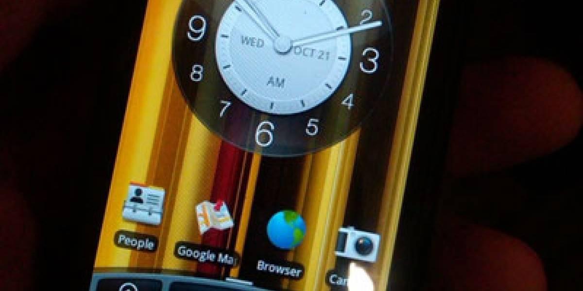 Futurología: HTC Desire con Sense UI por Verizon