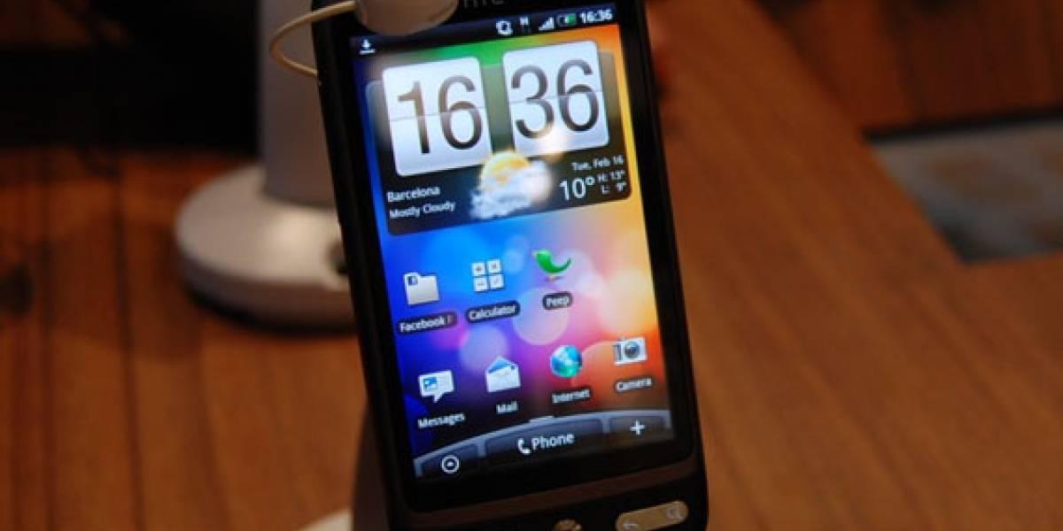 Futurología: Características del HTC Desire HD